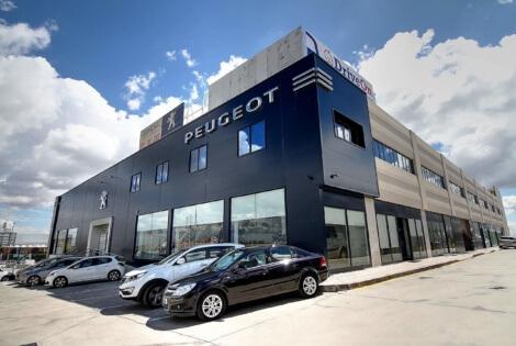 El local en alquiler se encuentra ubicado en la ciudad del automóvil en Leganés