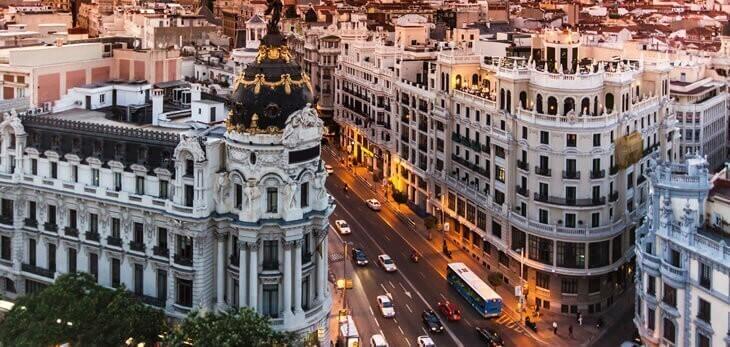 La inversión inmobiliaria en España aumentará en 2016