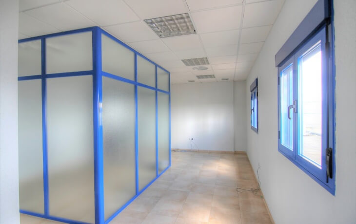alquiler oficina leganés ciudad del automóvil 55 m²